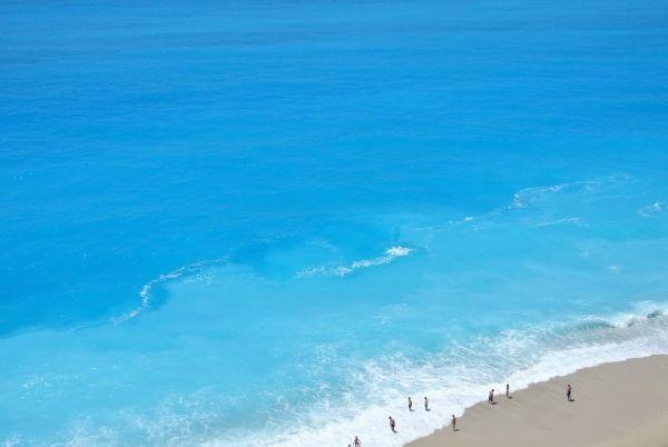 Egremni beach, Lefkada: impressive place