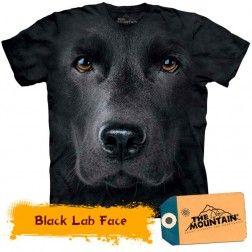 Black Lab Face
