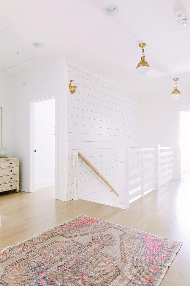 White Modern Farmhouse Interiors