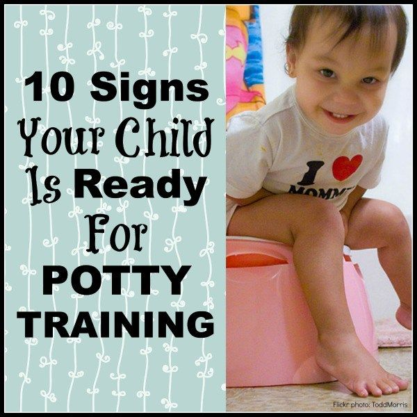 When Is the Right Time to Ditch the Diapers? Potty Training Tips