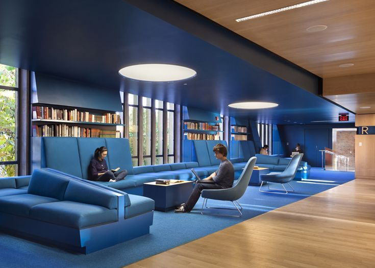 Princeton University Julian Street Library By Joel Sanders