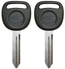 2 New OEM  Chevy Express Key Blanks 99 00 01 02 03 04 05 06 07 598007 15026223 #15026223 #Chevy #KeyBlanks