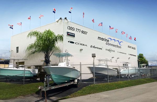 New boats for sale in West Palm Beach & Vero Beach, FL | Marine Connection
