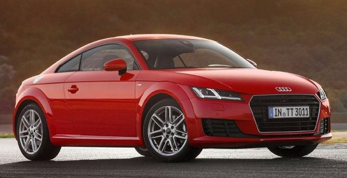 Audi TT scores just four star safety http://behindthewheel.com.au/audi-tt-scores-just-four-star-safety/