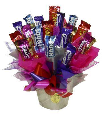 chocolate bouquet perth