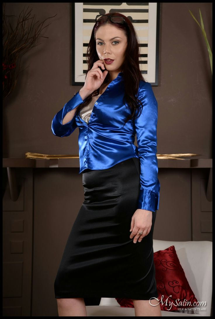 3965 Best Images About Satin Blouses On Pinterest Blouse