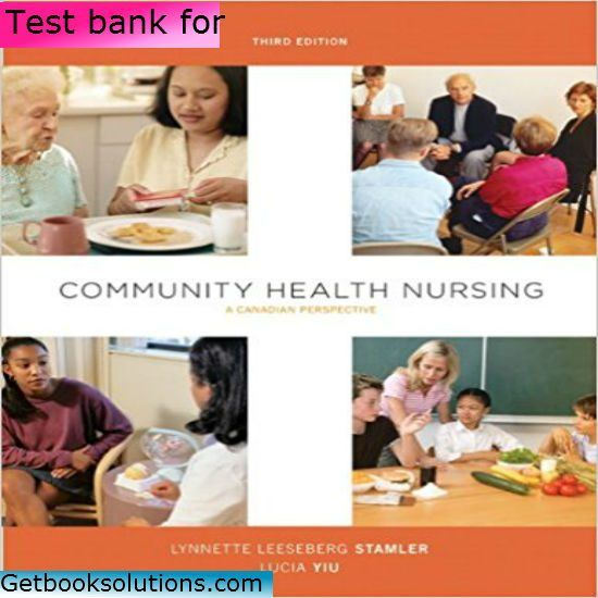 community health nursing Historically, community health nursing has responded to the changing health care needs of the community and continues to meet those needs in a variety of diverse roles and settings community health nursing: caring for the public's health, second edition reflects this response and is representative.