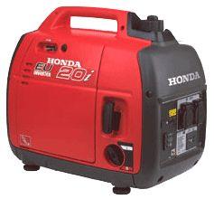 Honda EU20i Petrol Suitcase Inverter Generator 240Vac low noise 2.0kw - £1040! SEE OTHERS