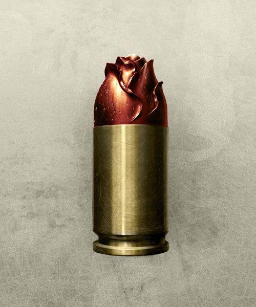 Rose bullet:                                                                                                                                                                                 More
