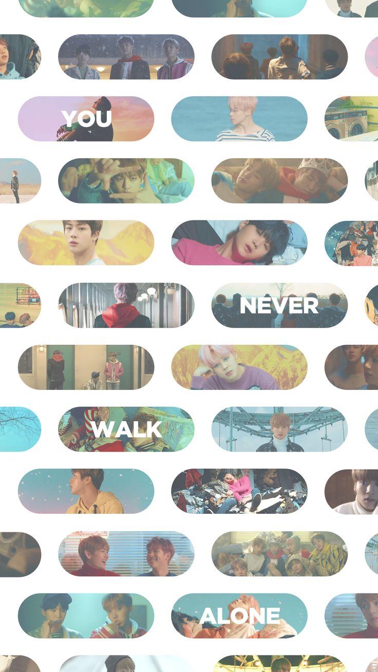 YOU NEVER WALK ALONE : Photo