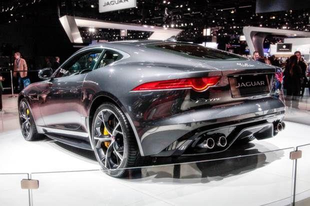 2017 Jaguar F Type SVR Price and Reviews