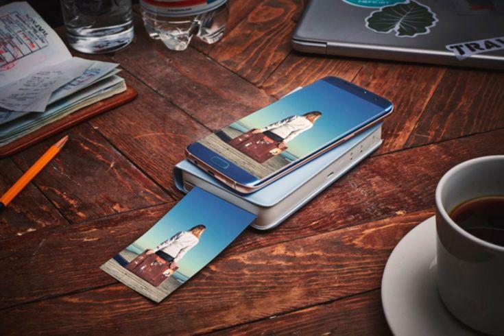 Schnell und einfach, immer und überall Fotos drucken ohne zu einem Fotoladen laufen zu müssen.