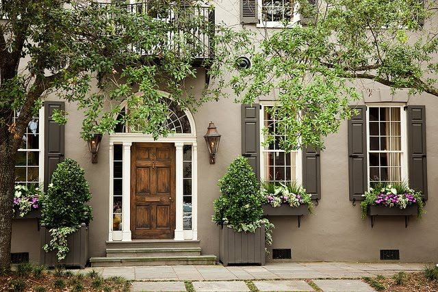 17 Best Images About Painted Grey Brick Exterior On Pinterest Paint Colors Painted Brick