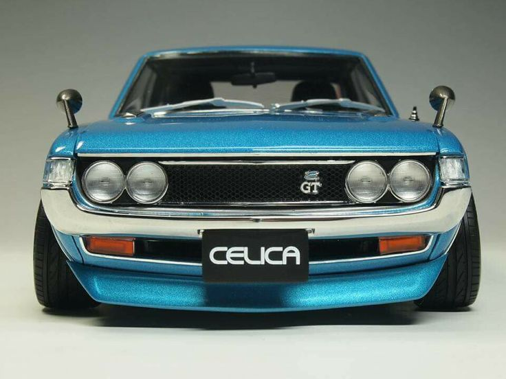 Best model Celica ever!