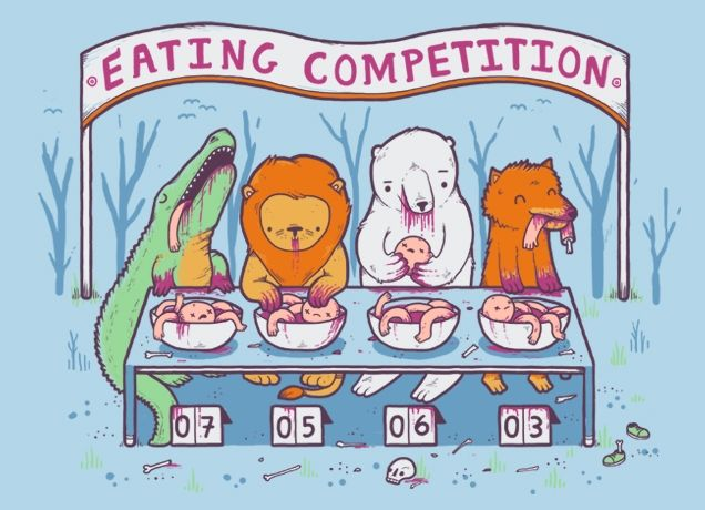 Concurso de ñampazampas