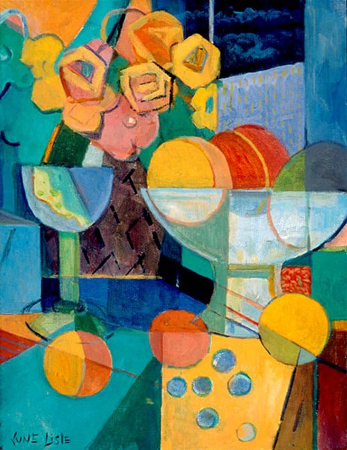erotic cubism | Still Life Art Paintings Paintings ArtWorks :: PicassoMio