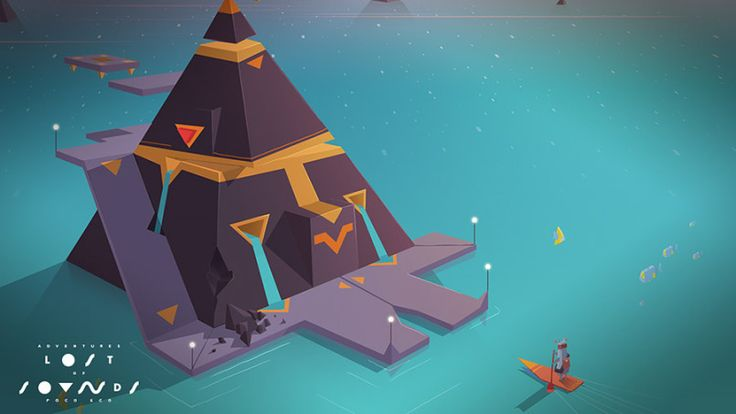 """Adventures of Poco Eco – Lost Sounds"" is a gorgeous game created by Possible, an indie game studio based in Hungary."
