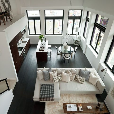 38 best images about condo rooms or spaces i love on for Modern condo interior design for small spaces