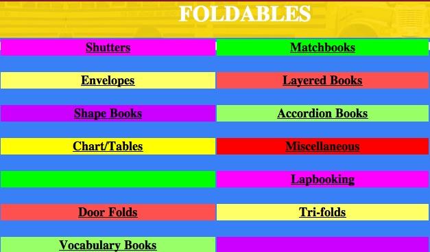 Foldables site