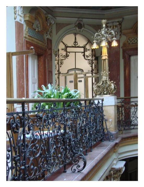 Městská knihovna - Tomkova ul.  interiér