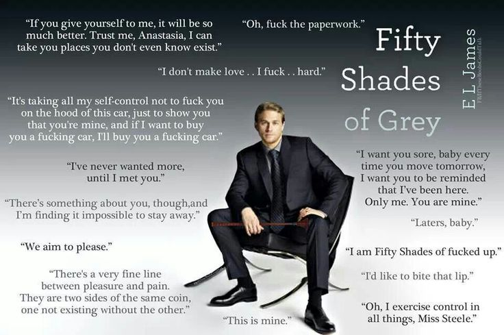 Christian grey quotes love of mr grey for Fifty shades of grey part two