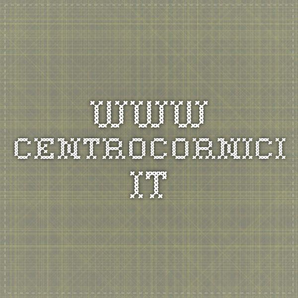 www.centrocornici.it