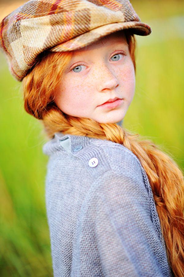photo: Sara Ernst Photography - girl - redhead