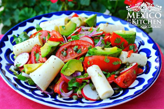 Heart of Palms Salad