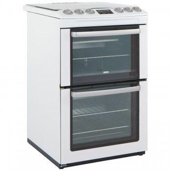 ZANUSSI ZCG552GW Gas Cooker