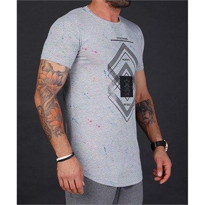 Gri uzun erkek tişört modellerini en ucuz fiyatlarıyla kapıda ödeme ve kredi kartına taksit ile Outlet Çarşım'dan satın alabilirsiniz.