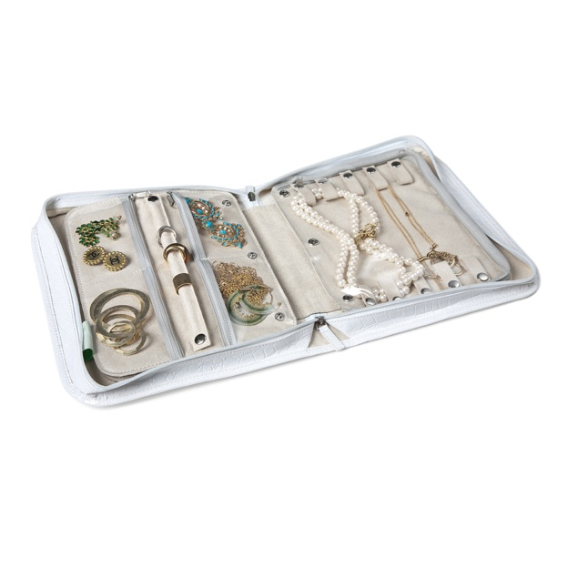Travel Jewelry Case & Inserts from Clos-ette Too