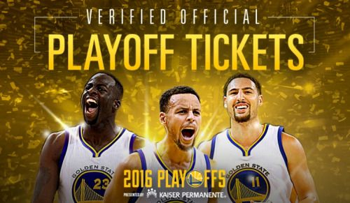 Warriors Single Game Tickets for Games 1, 2, and 5 of the... #Warriors: Warriors Single Game Tickets for Games 1, 2, and 5 of… #Warriors