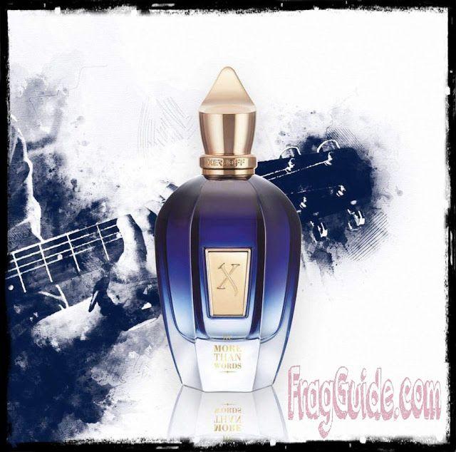 عطر More Than Words للرجال والنساء من زيرجوف Xerjoff Perfume Bottles Perfume Fragrance