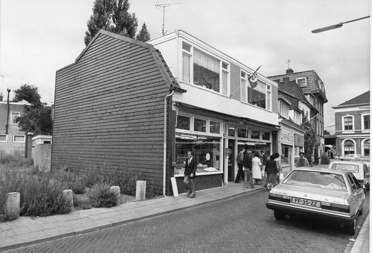 Leeuwenstraat bakkerij