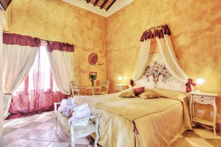 per una fuga romantica in Toscana