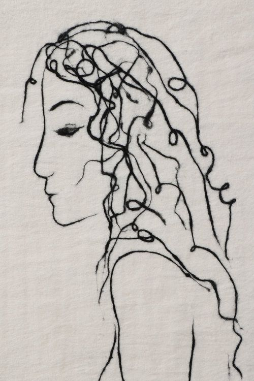 Concubine. 2016. Detail.