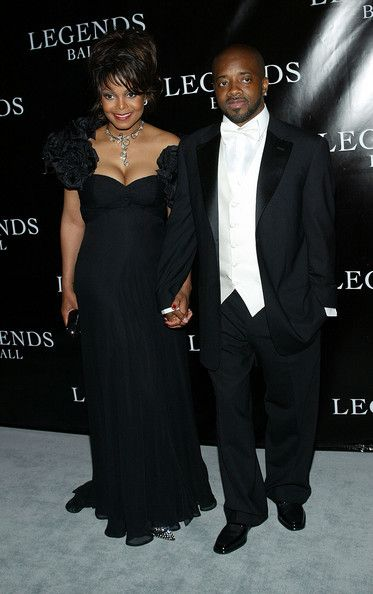 Former flames Janet Jackson & Jermaine Dupri attend Oprah Winfrey Hosts Legends Ball