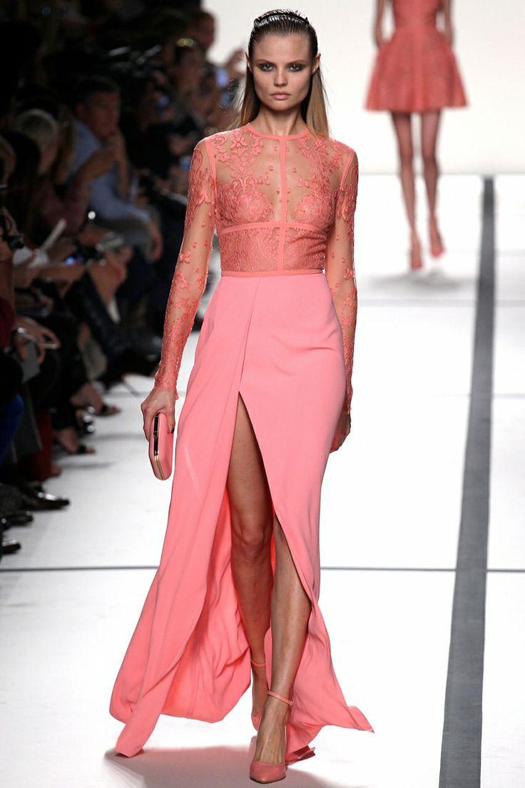 Mejores 71 imágenes de Elie Saab en Pinterest | Desfile de moda ...