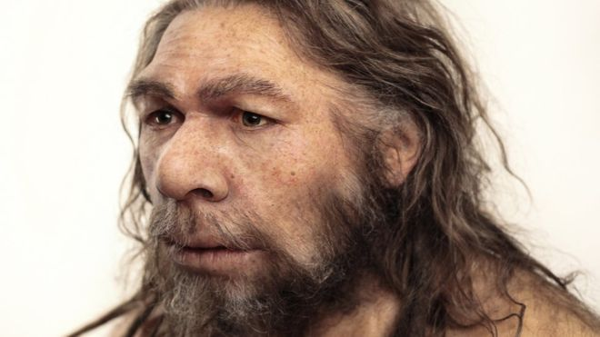 """The small amount of DNA in present-day people is the legacy of breeding between the two populations 50,000 years ago - after our species Homo sapiens expanded out of its African homeland and began to colonise Eurasia. Further proof, if it's needed, that Earth was not """"created"""" 6,000 to 10,000 years ago."""