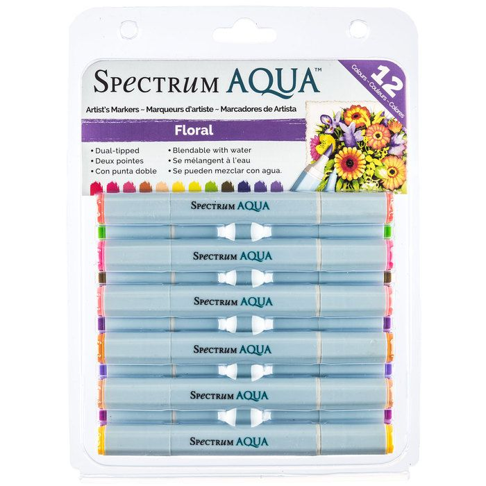 Available from HobbyLobby.com. I have seen three of the four Spectrum Aqua sets in our local Hobby Lobby store, but I am not sure which three. Do not forget to use the 40% Off coupon.