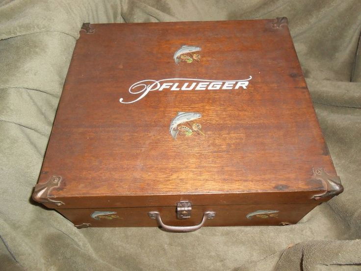 Vintage Pflueger Fishing Lures Page 5 Vintage