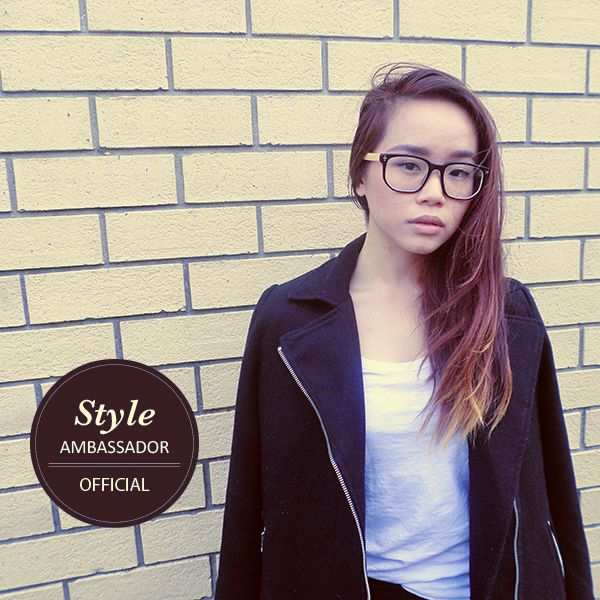Meet the latest recruit to our Style Ambassador family: Auckland-based student and blogger, May Ling Chen: http://www.clearlycontacts.com.au/thelook/maye-elle-style-ambassador/?cmp=social&src=pn&seg=au_14-07-31_mayestyleambassadorfeature-smco #frames #fashion #specs #style