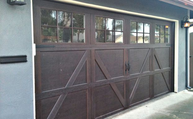 Wayne Dalton 9700 Charleston Garage Door