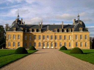 Château de Digoine. Saône-et-Loire. Bourgogne