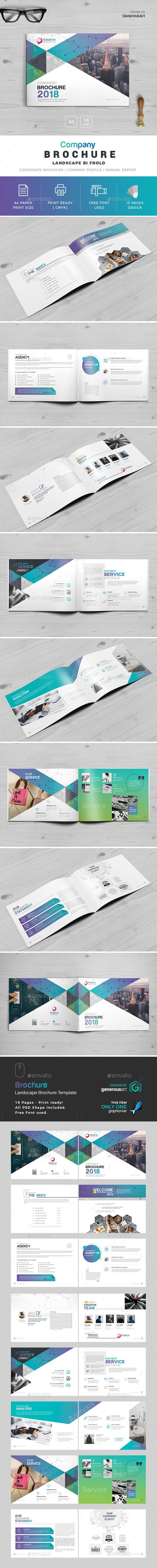 Best Brochure And Leaflet Images On   Corporate