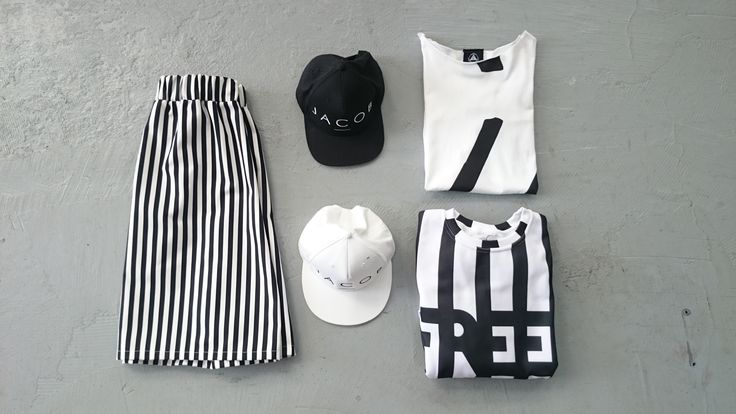 #blackandwhite #fashion #style #forumody #jacob #synthetic #mellow #wkropki #stripes #cap #skirt #tshirt #blouse #moodboard #trend #polishdesigners #