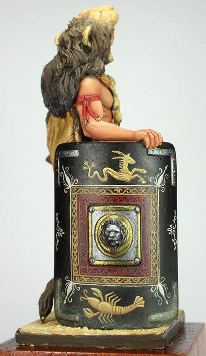 Фигурки: Римский император Коммод, фото #5