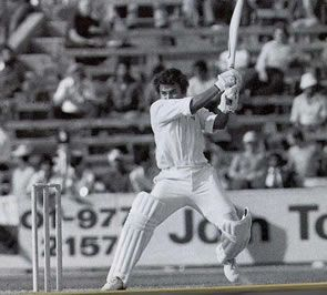 Tremendous Batting Action by Sunil Gavaskar