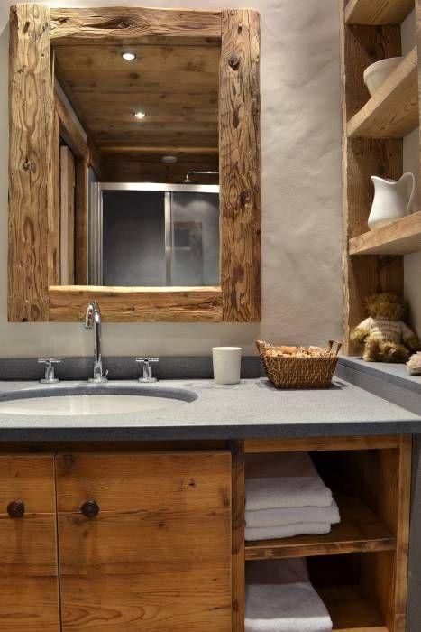 best 20+ badezimmer rustikal ideas on pinterest | rustikale bäder ... - Rustikale Bder