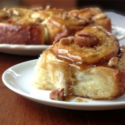 Maple-Pecan Sticky Buns-from Southern Living magazine